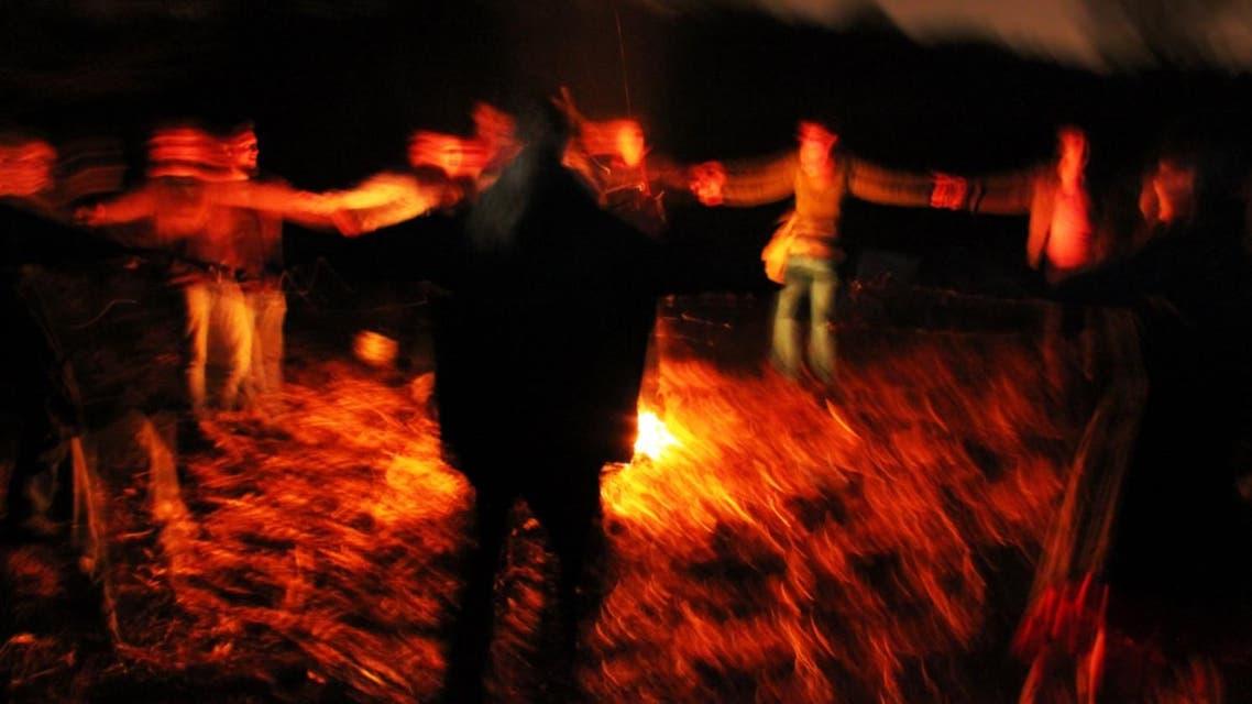ritual. (Shutterstock)