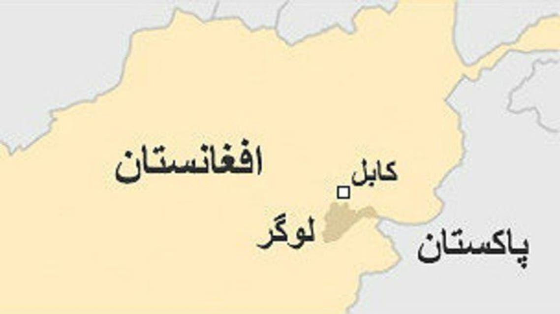 11 زخمی در حمله انتحاری در لوگر افغانستان