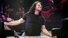 Saudi Arabia witnesses resurgence in music as it welcomes Greek maestro Yanni
