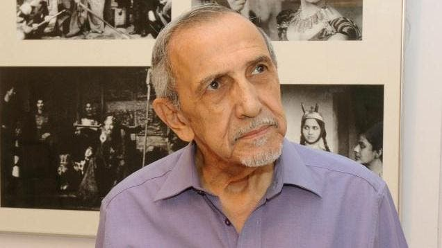 Ibrahim al-Qadi was also associated with the institution of the Bombay Progressive Artists' Group. (The Daily Star)
