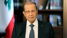 Aoun says Lebanon gov't row 'not easy', signals differences with Hezbollah