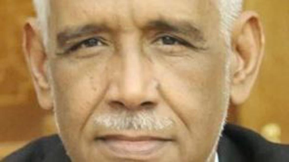 وزير العدل الموريتاني إبراهيم ولد اداده