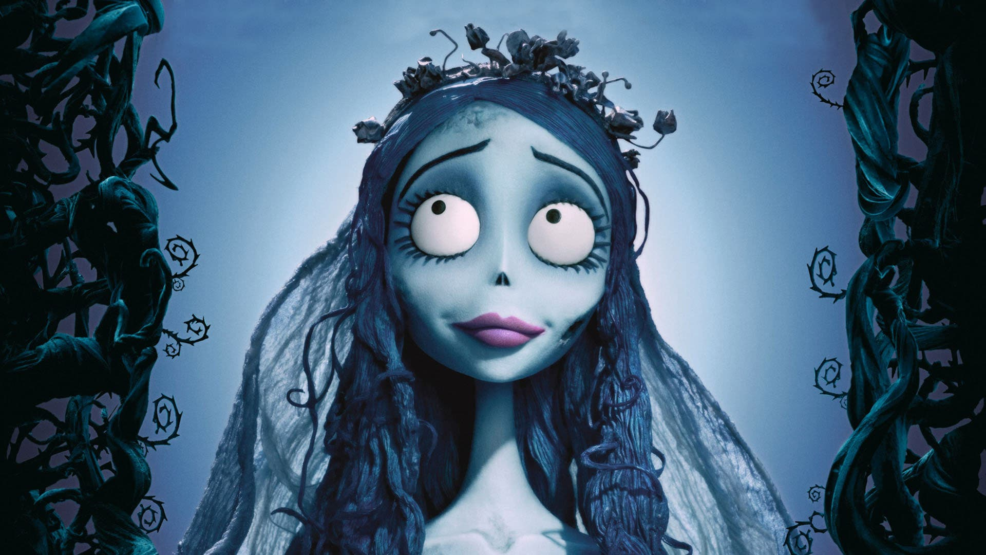 Corpse Bride character.