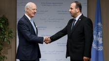 Syrian opposition seek a political solution in six months