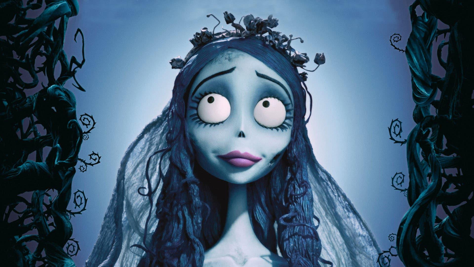 شخصیت عروس مرده در فیلم کارتونی