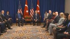 """هل يفي ترمب بوعده لتركيا؟.. """"هامفي أميركية"""" للأكراد"""