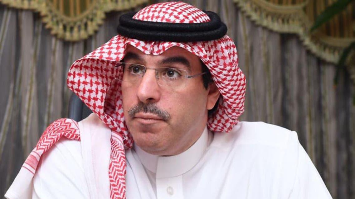 Saudi Minister of Culture and Information Awwad al-Awwad