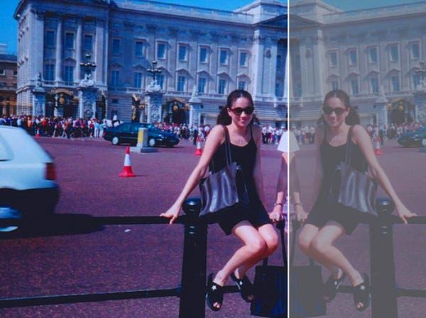 خطيبة الأمير هاري.. مراهقة أمام القصر الملكي البريطاني