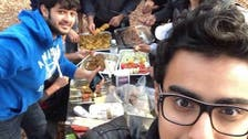 Details of the last trip Saudi student Sayed Al-Hashem took