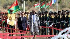Macron embarrasses Burkina Faso's President Kabore: 'He left to fix the AC'