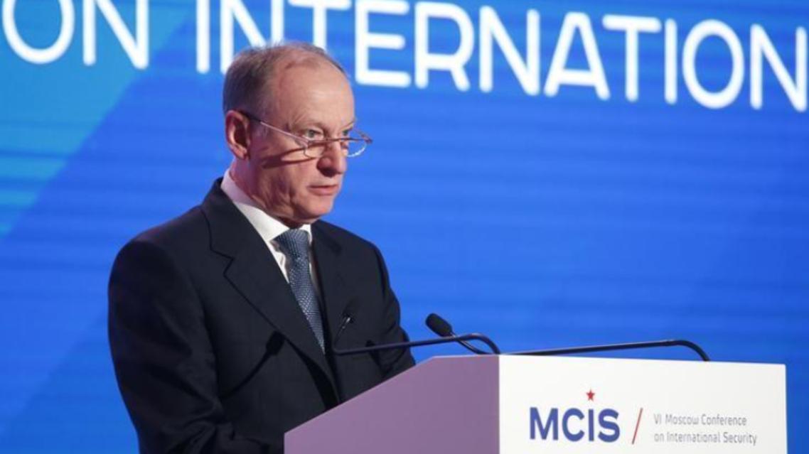 أمين مجلس الأمن القومي الروسي نيكولاي باتروشيف