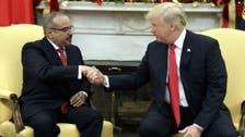 ترمب يلتقي ولي عهد البحرين: لدينا علاقات عظيمة وستتحسن