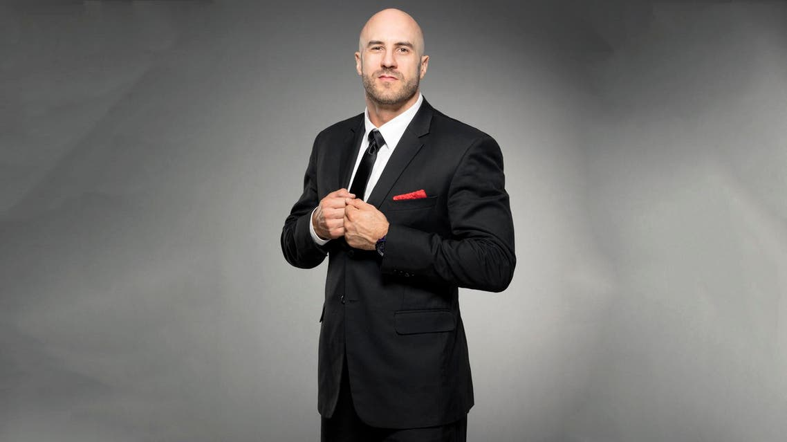 Cesaro is renowned for his athleticism and commitment to his craft. (Supplied)