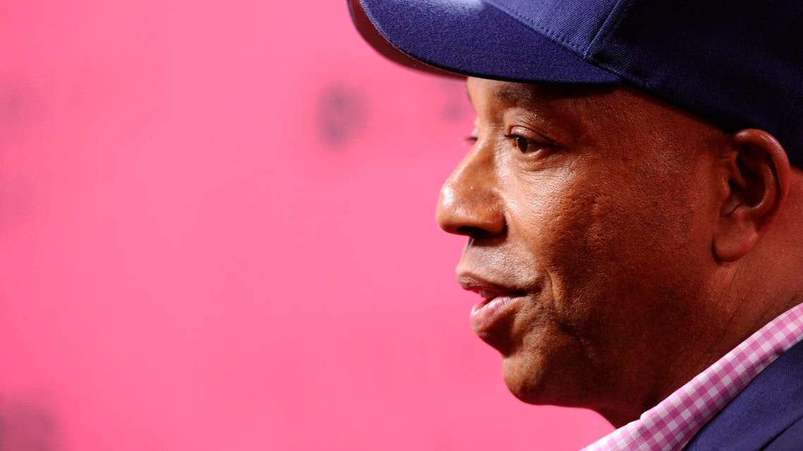 Music producer Russell Simmons attends the Victoria's Secret fashion show on Nov. 9, 2011 in New York. (AP)