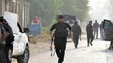 زرعی یونیورسٹی ڈائیریکٹوریٹ پشاور پردہشت گردوں کا حملہ،11 افراد جاں بحق