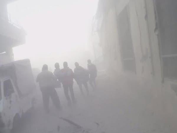 غوطة دمشق الشرقية .. دعوات أممية بإجلاء طارئ للمدنيين