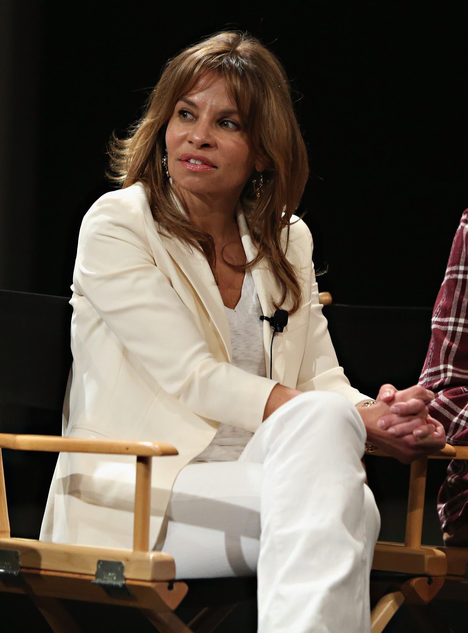 Jenny Lumet speaks during Tribeca Talks After The Movie: By Sidney Lumet, during the 2016 Tribeca Film Festival on April 22, 2016 in New York City. (AFP)
