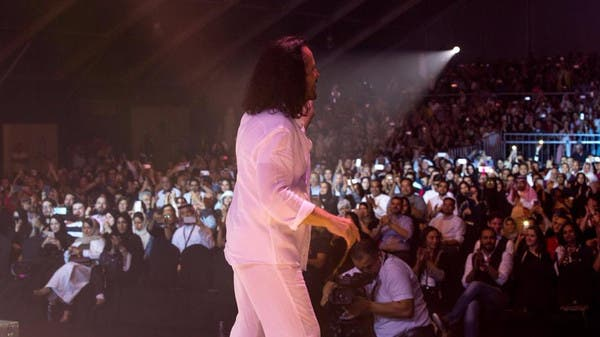 Yanni In Praise Of Saudi Audience My Jeddah Concert Marked A Lot Of Firsts Al Arabiya English