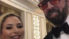 هل حقا نيكولاس كيدج يعرف الممثلة المصرية صابرين؟