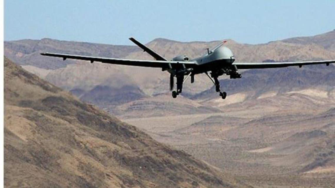 حمله هواپیمای بدون سرنشین امریکایی بر مواضع داعش در ننگرهار افغانستان