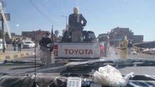حوثیوں کے ساتھ شدید جھڑپیں، ہوائی اڈّے پر صالح کی فورس کا کنٹرول