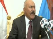 صالح يدعو لفتح صفحة جديدة مع دول الجوار