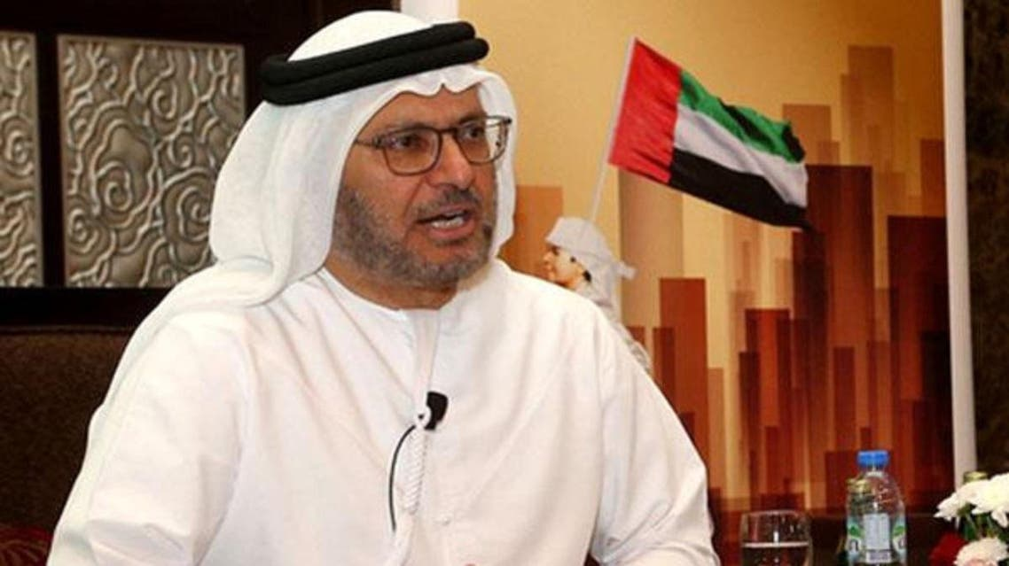 UAE Minister of State for Foreign Affairs Anwar Gargash. (Supplied)