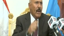 یمنی شہریوں نے حوثی جارحیت کے خلاف بغاوت برپا کردی : علی صالح