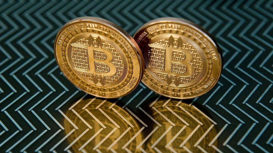 Bitcoin prices shot above $10,000 for the first time earlier this week and stood at $10,648 at midday Friday. (File photo: AFP)