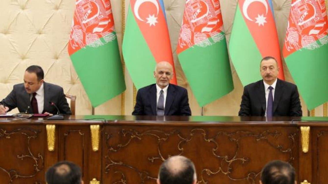 آذربایجان و افغانستان 5 موافقتنامه همکاری امضا کردند