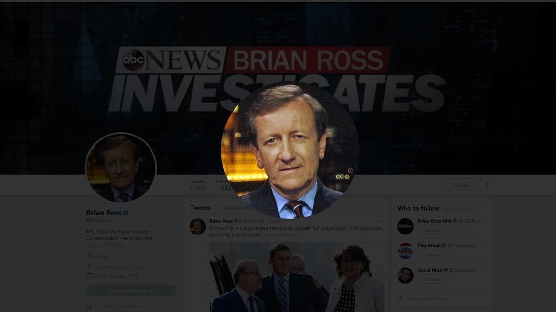 Brian Ross ABC News
