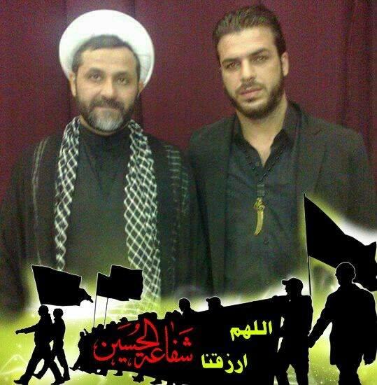 رشاد شبانة والشيخ علي سليم من حزب الله