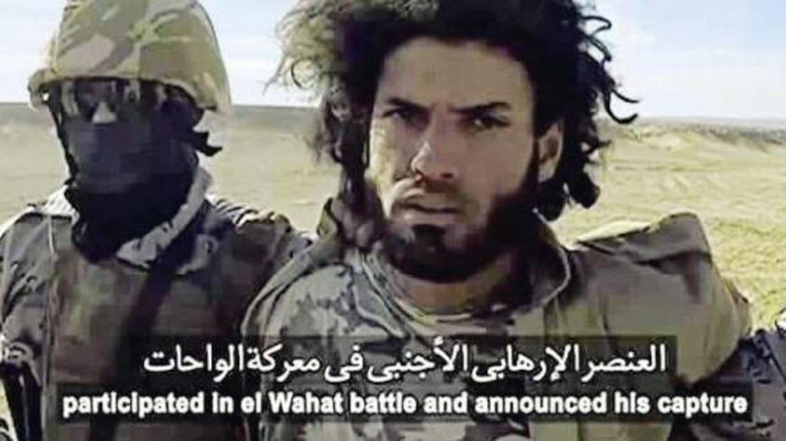 Abdel Rahim al-Mesmari, a Libyan national, is the only surviving militant among the group involved in the shootout with Egyptian police in Bahariya Oasis in the Western Desert.