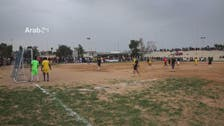 A football match to bring closer the Libyan African community