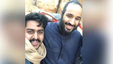 WATCH: Saudis snap selfies with Crown Prince during his tour of historic city
