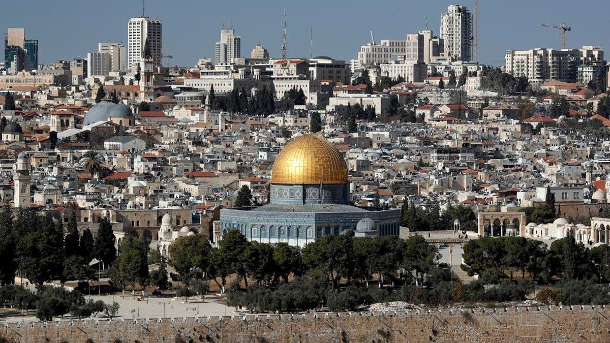 توزيع العرب واليهود في القدس (الجزيرة نت)