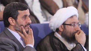نجاد يفتح النار على النظام الإيراني..والقضاء يرد: مجنون