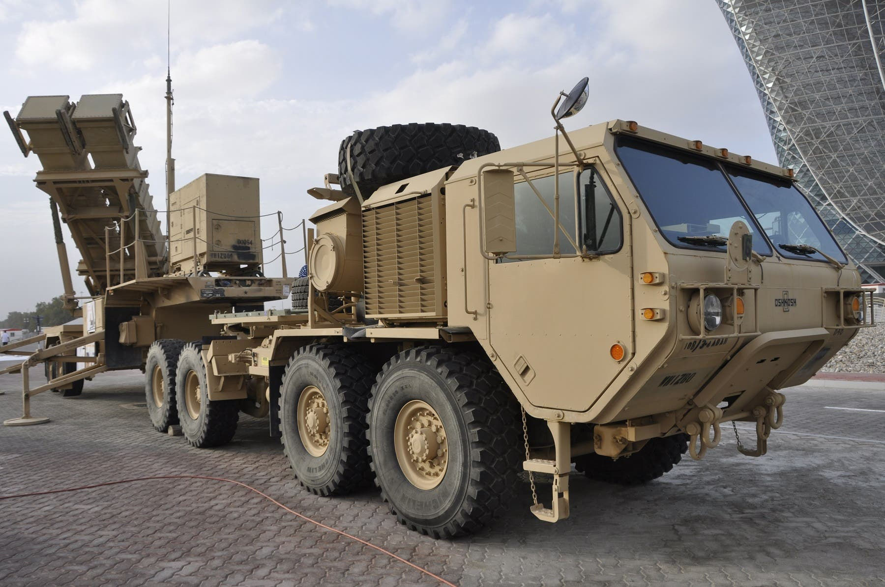 All you need to know about the UAE's missile defense and