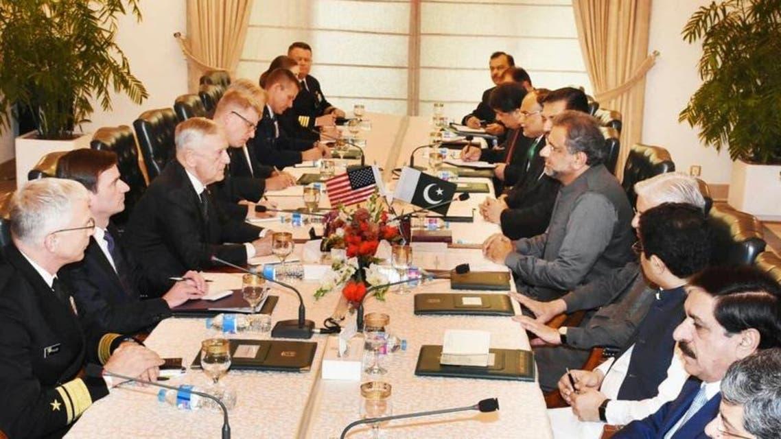 PM Abbasi Meeting