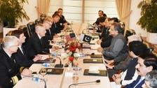 امریکی وزیر دفاع کا وزیراعظم عباسی سے دہشت گردی مخالف جنگ میں تعاون پر تبادلہ خیال