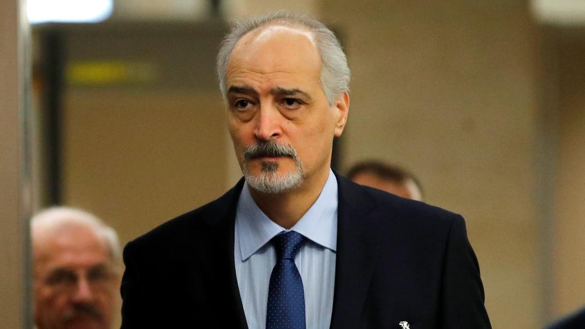 بشار الجعفري - سوريا 3