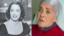 Egyptian actress once on list of 'world's most beautiful women' turns 99