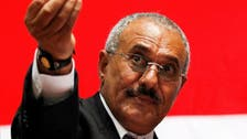 Relatives of Yemen's slain ex-president Saleh arrive in Aden