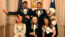 Without Trump, Kennedy Center honors Lionel Richie and Gloria Estefan