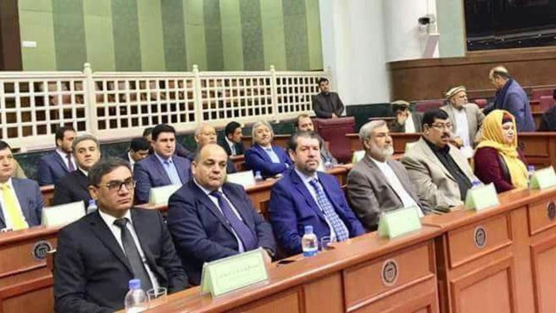 11 نامزد وزیر جدید وزراتخانههای افغانستان از سوی پارلمان رای اعتماد گرفتند
