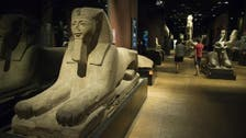 Fragmented statues of lion goddess found in Egypt