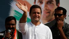 India's Gandhi vows to reform sales tax, seek investment as poll nears