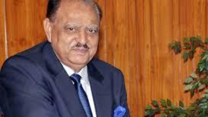 پاکستان کے سابق صدر ممنون حسین کراچی میں انتقال کر گئے