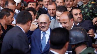 علي عبدالله صالح.. في صور