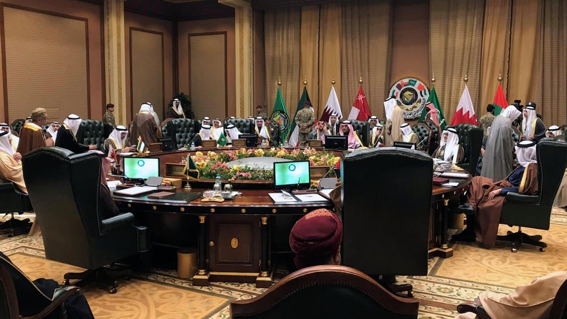 القمة الخليجية الـ 38